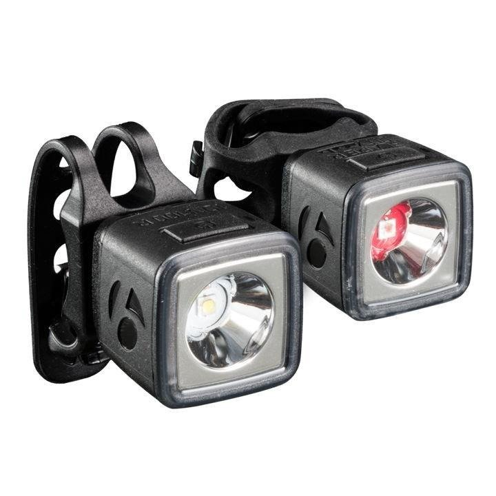 Bontrager Ion 100 R/Flare R City - zestaw lamp rowerowych