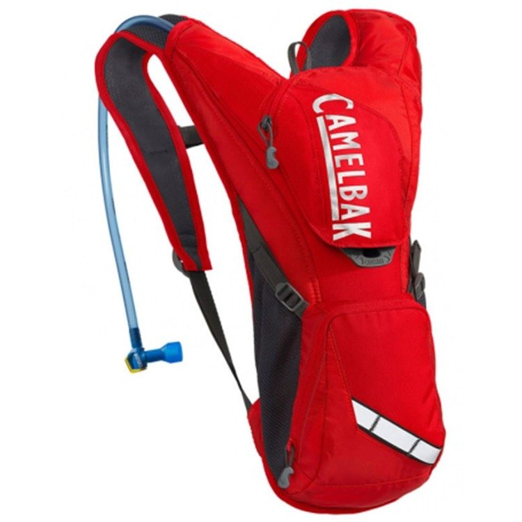 Camelbak Rogue 85 oz - backpack Packs (red-silver)