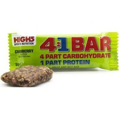 High5 4: 1 Training Bar 50g - energy bar (cranberry)