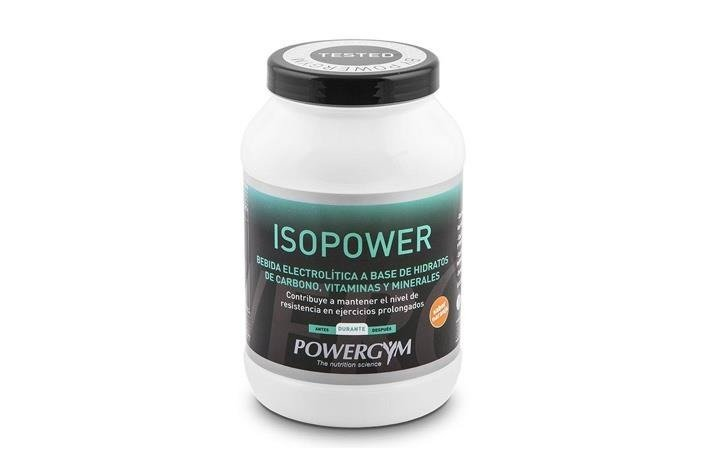Powergym Isopower (600g) - isotonic drink