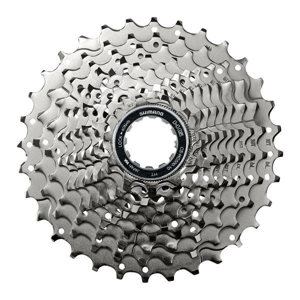 Shimano Tiagra CS-HG500 - Cassette 10 government 12-28T