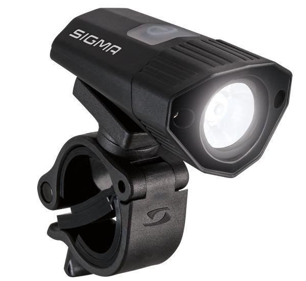 Sigma Buster 100 - Front bicycle lamp LED USB 120 lm