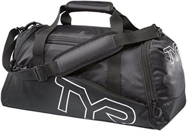 TYR Small Duffle Bag - torba (czarna)
