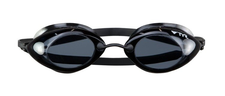Tyr TRACER RAClNG - swimming goggles (black)