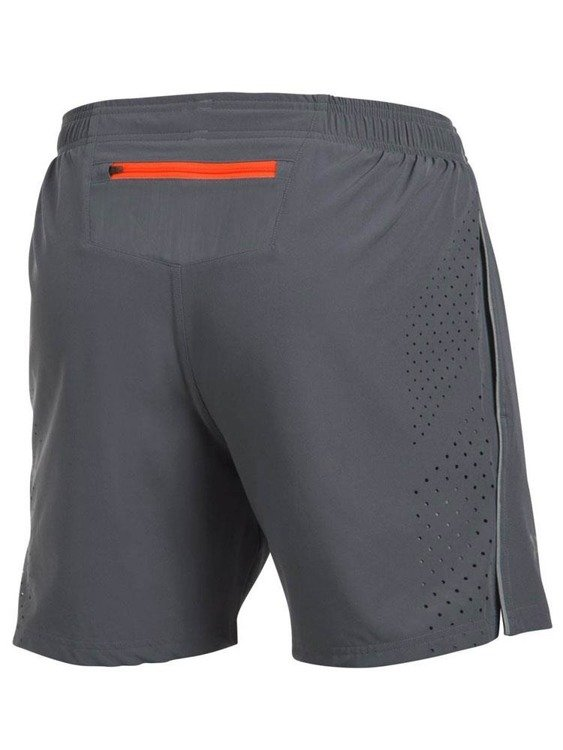 Under Armour Coolswitch Run 7 in Short - spodenki męskie (szary)